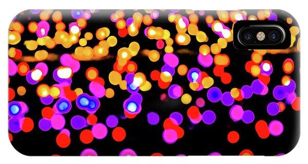 Fairy Lights 2 IPhone Case