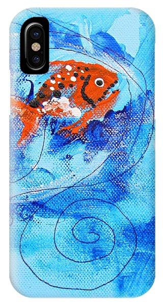 Fake Nemo Fish IPhone Case