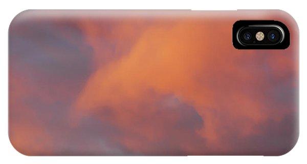 Falcon Cloud IPhone Case
