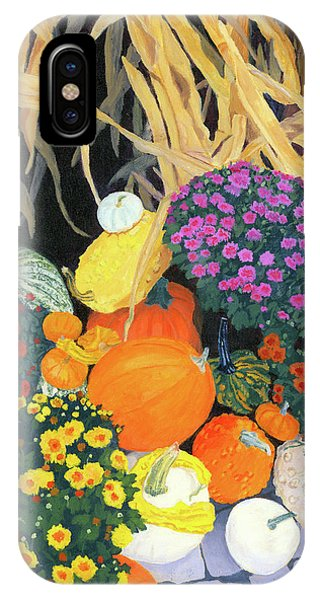 Fall Bounty IPhone Case