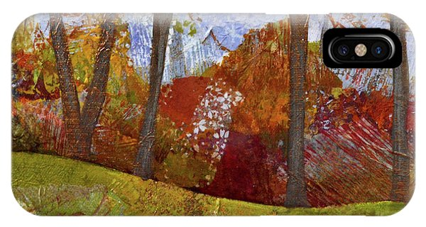 iPhone Case - Fall Colors I by Shadia Derbyshire