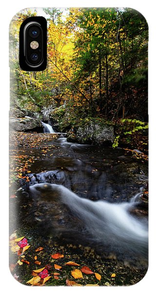 Fall Colors Sandwich New Hampshire IPhone Case