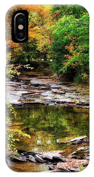 Fall Creek IPhone Case