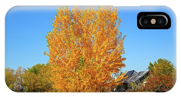 IPhone Case featuring the photograph Fall In Idaho by Dart and Suze Humeston