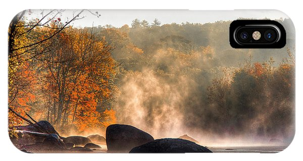 Fall Spirits IPhone Case