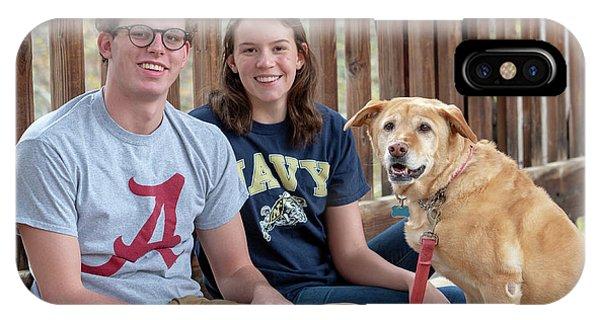 Family Dog IPhone Case
