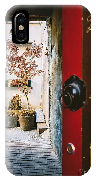 Fangija Hutong In Beijing IPhone Case