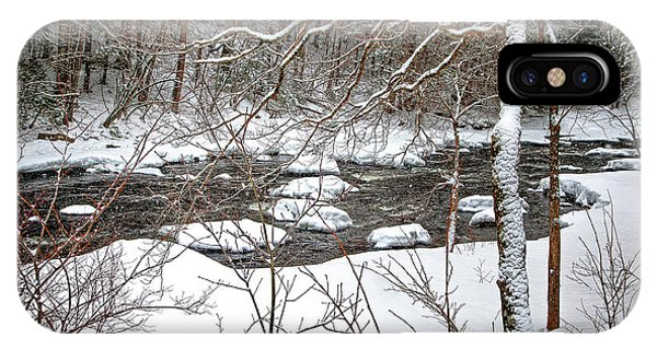 Farmington River - Northern Section IPhone Case