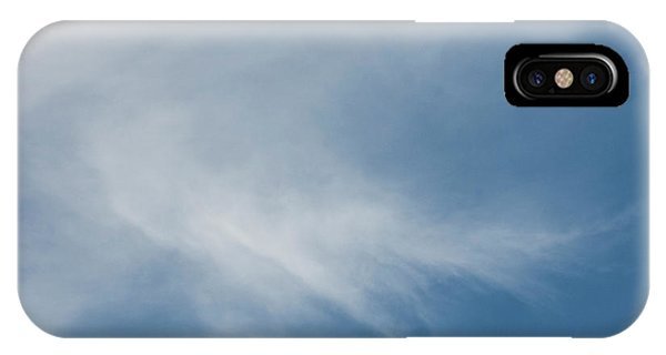 Feather Cloud IPhone Case