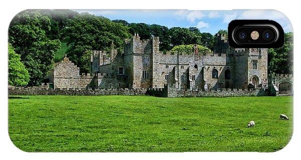 Featherstone Castle IPhone Case