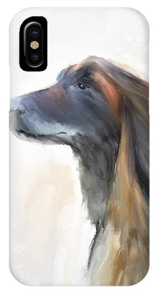 Feeling The Breeze IPhone Case