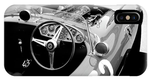 Monterey iPhone Case - Ferrari Cockpit by Naxart Studio