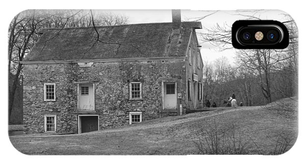 Smith's Store On The Hill - Waterloo Village IPhone Case
