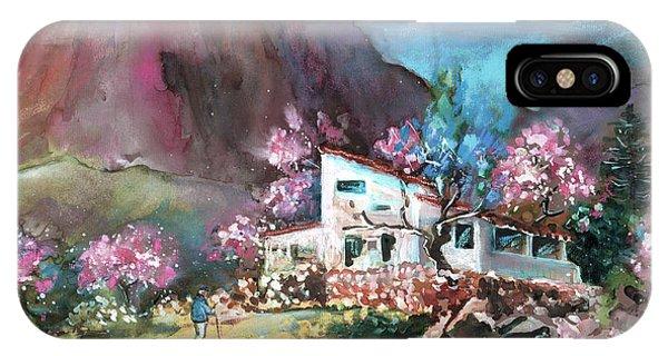 iPhone Case - Finca On The Costa Blanca 02 by Miki De Goodaboom