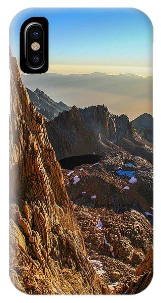 First Sunlight IPhone Case