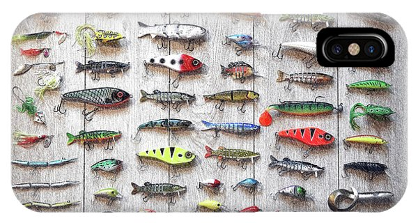Fishing Lures - Dwp2669219 IPhone Case