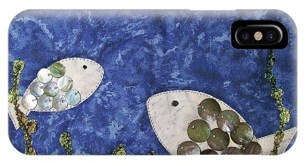 Fishy Fishy IPhone Case