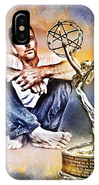 Flanery Won Emmy IPhone Case
