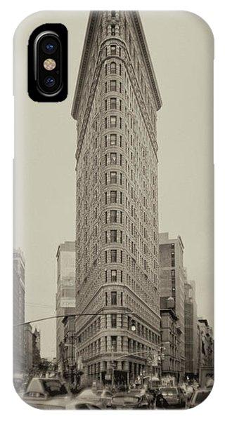 Flatiron IPhone Case