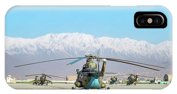 IPhone Case featuring the photograph Flight Line by SR Green