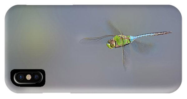Flight Of The Dragonfly IPhone Case