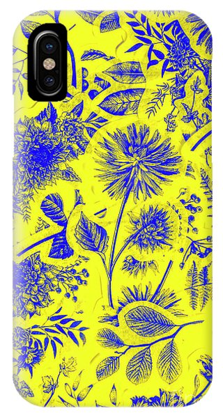 Ink iPhone Case - Flora And Foliage by Jorgo Photography - Wall Art Gallery