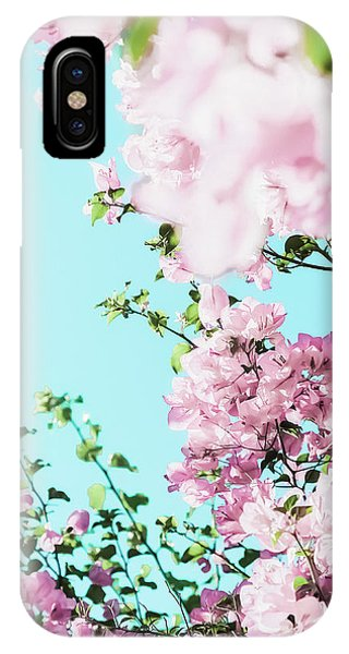 Floral Dreams I IPhone Case