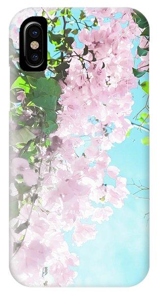 Floral Dreams IIi IPhone Case