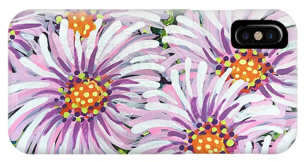 Floral Whimsy 1 IPhone Case