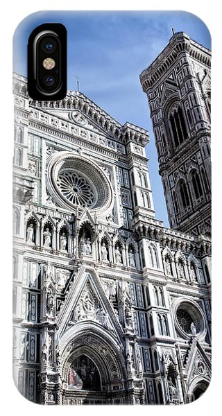 Florence Duomo IPhone Case