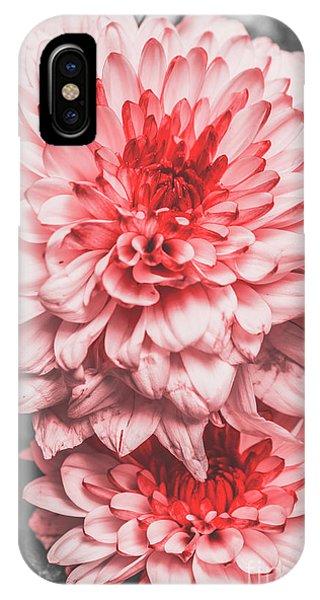 Garden Wall iPhone Case - Flower Buds by Jorgo Photography - Wall Art Gallery