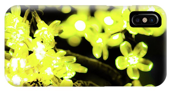 Flower Lights 6 IPhone Case