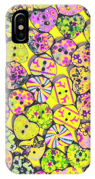 Style iPhone Case - Flower Power Patterns by Jorgo Photography - Wall Art Gallery