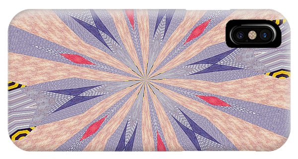 Illusion iPhone Case - Flowers 67 by Alex Caminker