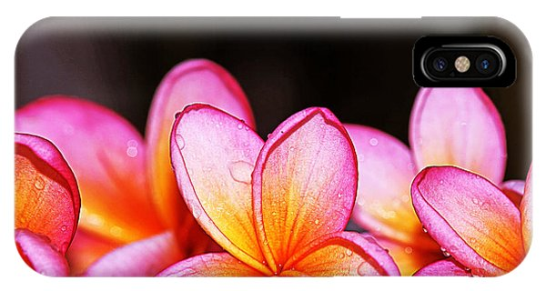 Layer iPhone Case - Flowers by Ismed photography ss