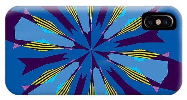 Illusion iPhone Case - Flowers Number Twenty by Alex Caminker