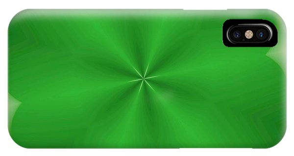 Irish iPhone Case - Flowers Sixty Six by Alex Caminker