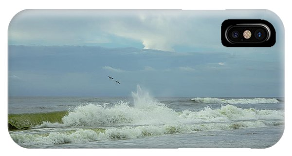 Fly Above The Surf IPhone Case