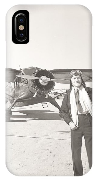 Fly Guy Phone Case by Everett Collection