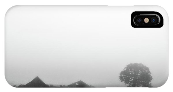 Fog And The Farm IPhone Case