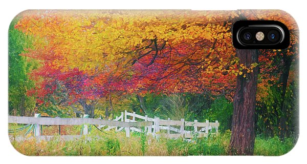 Foliage By The Farm IPhone Case