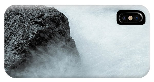 IPhone Case featuring the photograph Forces Of Nature by Allin Sorenson