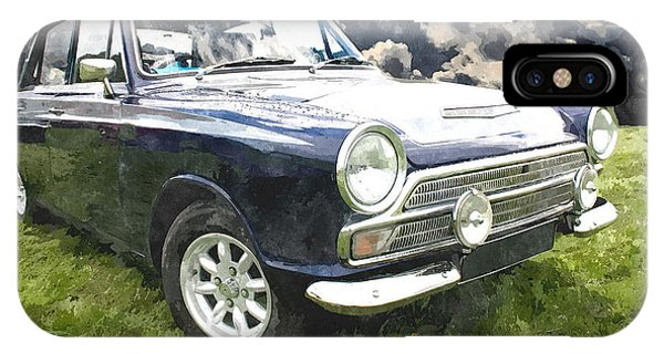 Ford Cortina 1 IPhone Case
