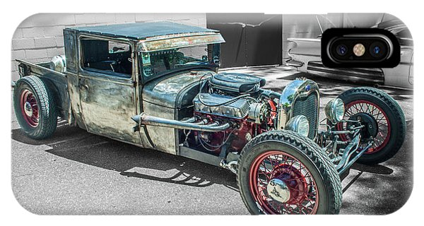 Ford Rat Rod IPhone Case
