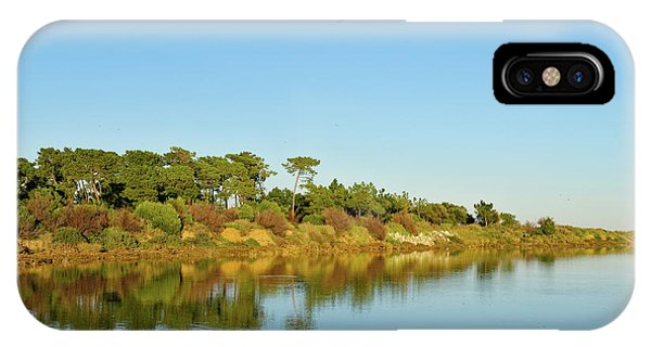 Forests Mirror IPhone Case