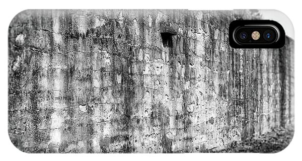 IPhone Case featuring the photograph Fortification by Steve Stanger