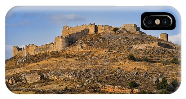 IPhone Case featuring the photograph Fortress Larissa by Milan Ljubisavljevic