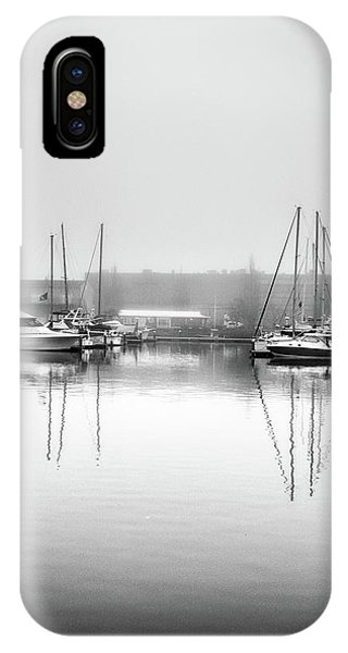 Foss Reflections IPhone Case