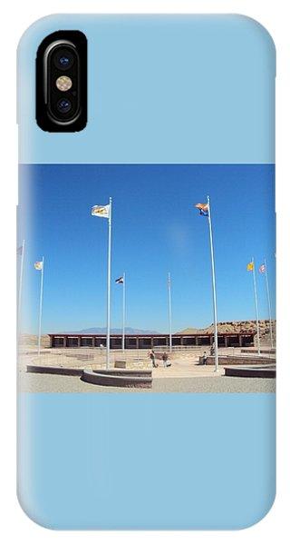 Four Corners Monument IPhone Case