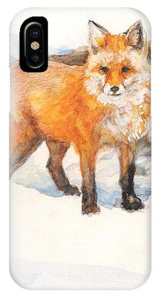 Fox IPhone Case